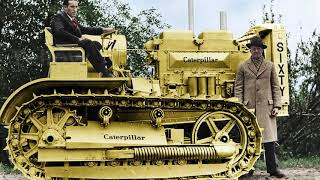 Caterpillar in the 1930s