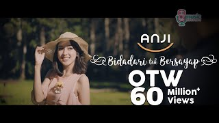 Anji   Bidadari Tak Bersayap (Official Music Video In 4K)