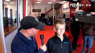 Worlds youngest Ferrari owner