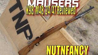 World's Best Mausers: K98, M48, Yugo 24/47 [Full Reviews]