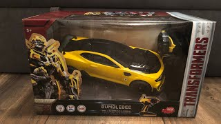 Dickies RC - Transformers Bumblebee als Ferngesteuertes Auto # Test Review &  Unboxing