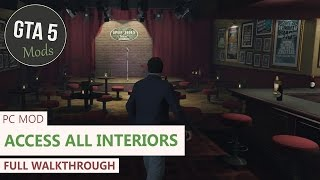 play comedy club gta 5