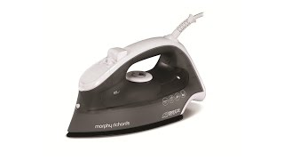 Unboxing a Morphy Richards Breeze Steam Iron 2600W