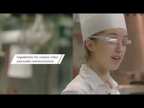 Очилата на Panasonic за засилена реалност ја зголемуваат продуктивноста на вработените