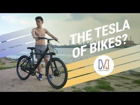 VanMoof X3 Review: The Tesla of E-Bikes?