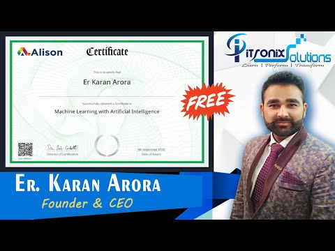 How to Get Free Digital Certificate From Alison - 100% FREE Digital Diploma Certificate Alison