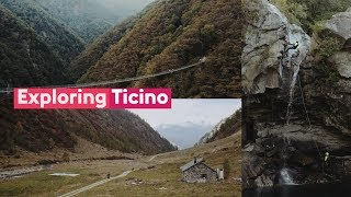 (Some of) the Best things to do in Ticino ft. How Ridiculous