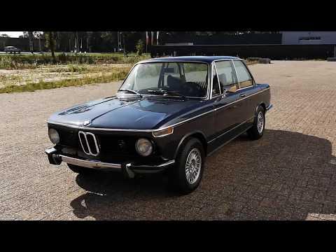 BMW 2002 Tii Arktisblau Metallic Oldenzaal Classics