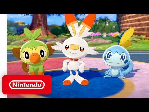 Pokémon Sword & Pokémon Shield - Overview Trailer - Nintendo Switch