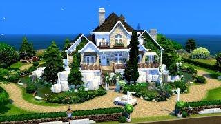 The Sims 4 || Speed Build || Whitecrest Hills