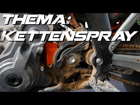 🅱 Kettenspray Vergleich 🅱 Afam vs. Fuchs Silkolene 🅱