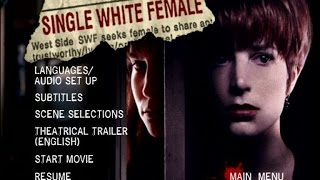 Single White Female   End Title - State Of Independence
