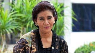Pendapat Menteri Susi Jika Wanita Dandan Terlalu Lama: Cantik Boleh, Tapi Ngabisin Waktu, Then What?
