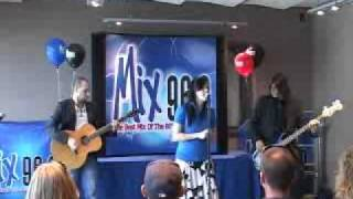 Anna Nalick - Shine - Mix 96.9 Unplugged