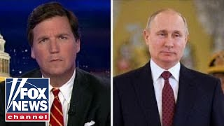 Media accuses Tucker of pushing 'Russian propaganda' - Video Youtube