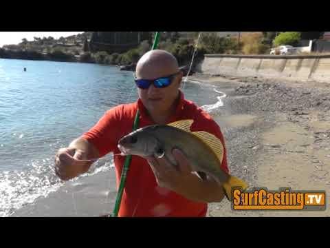 Pesca satellite di una fotografia