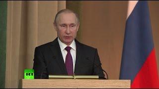 Путин потребовал от прокуратуры незамедлительной реакции на нарушение законов