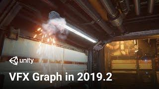 Spaceship VFX Graph Breakdown!