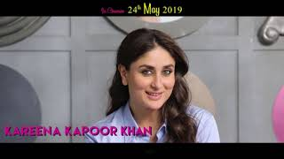 Kareena Kapoor Talking About Chandigarh-Amritsar-Chandigarh | Punjabi Screen Entertainment