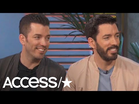 Why 'Property Brothers' Drew and Jonathan Scott Are Getting Personal For Their Latest Project