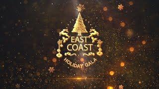 East Coast Holiday Gala 2017