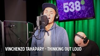 Vinchenzo Tahapary  Thinking Out Loud  Live Bij Evers Staat Op