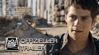 Maze Runner - Die Auserwählten in der Brandwüste Film Trailer