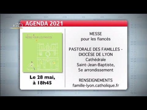 Agenda du 24 mai 2021