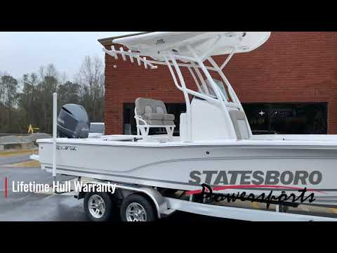 2020 Sea Fox 240 Viper in Statesboro, Georgia - Video 1