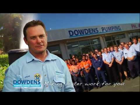 Dowdens Pumping & Water Treatment - Capabilities