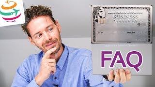 FAQ zur American Express Platinum Kreditkarte   YourTravel.TV