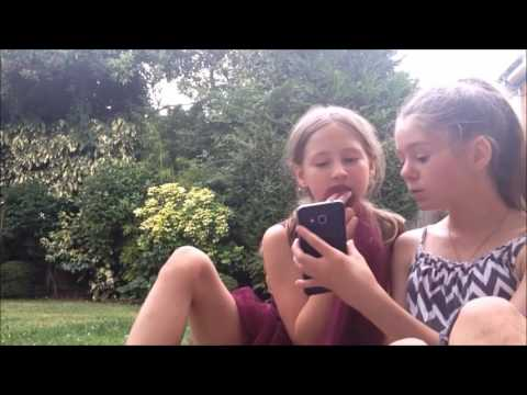 Yoga challenge ¦ part 2 Sisters - funny yoga!