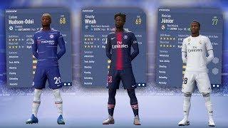 FIFA 19 BEST YOUNG CAREER MODE PLAYERS! - FIFA 19 CAREER MODE