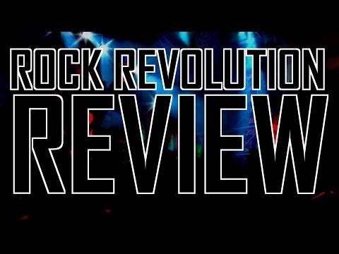 Rock Revolution Wii