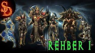 Diablo 3 Türkçe Rehber 2017- 1-70 Level Başlangıç
