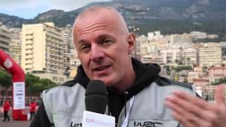 Le rallye de Montecarlo prend de la hauteur avec DJI...