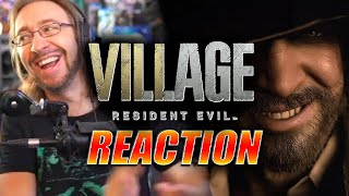 MAX REACTS: Resident Evil VIIIage - Reveal Trailer