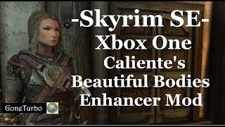 Skyrim SE- Caliente's Beautiful Bodies Enhancer -CBBE- (Official) - Slim