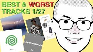 Gambar cover Weekly Track Roundup: 1/27 (Vampire Weekend, J. Cole, Bring Me the Horizon)