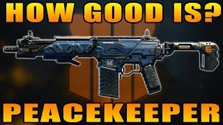 Black Ops 4: How Good Is The Peacekeeper?