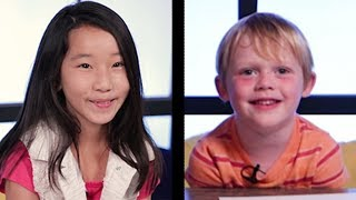 Kids Of Different Religions Describe God