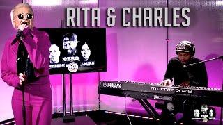 """Charles Hamilton & Rita Ora Perform Live """"NY Raining"""""""
