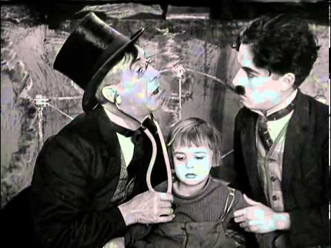 Charlie Chaplin The Kid 1921 full movie