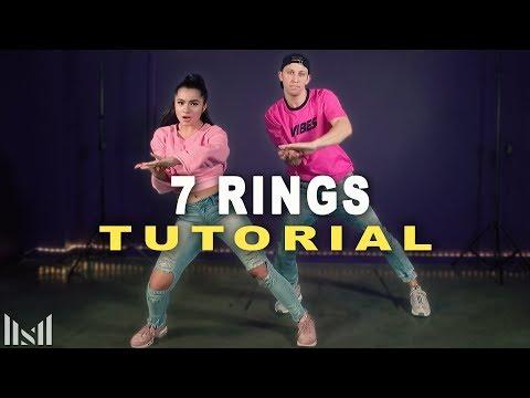 7 RINGS - ARIANA GRANDE Dance Tutorial   Matt Steffanina Choreography