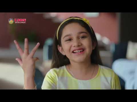 Myrah Dandekar - Lion Date Syrup Ad