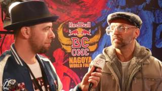 After Finals Interview with Bboy Storm | Red Bull BC One Finals 2016 | #SXSTV