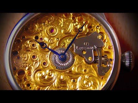 Душевная беседа о часах с Виктором Латанским