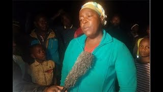 Gichugu narrates how two children died in a house fire at Difathas