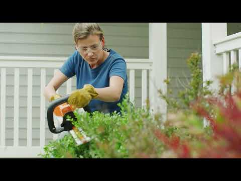Stihl HSA 56 in Jesup, Georgia - Video 1