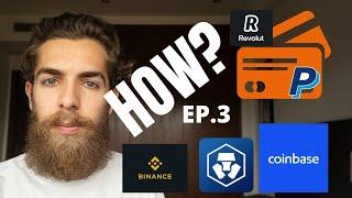 Kaufen Sie Crypto mit Fiat Wallet